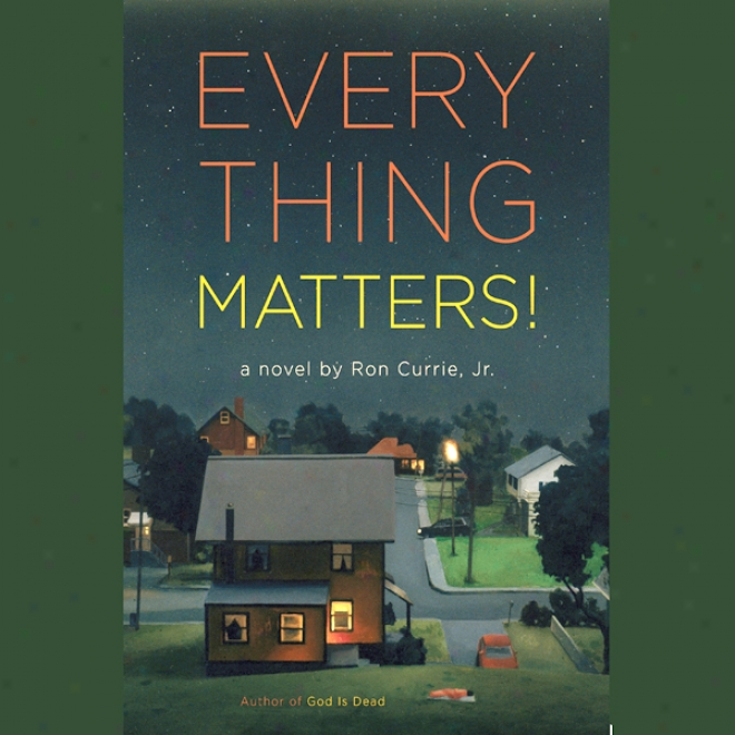 Everything Matters! (unabridged)
