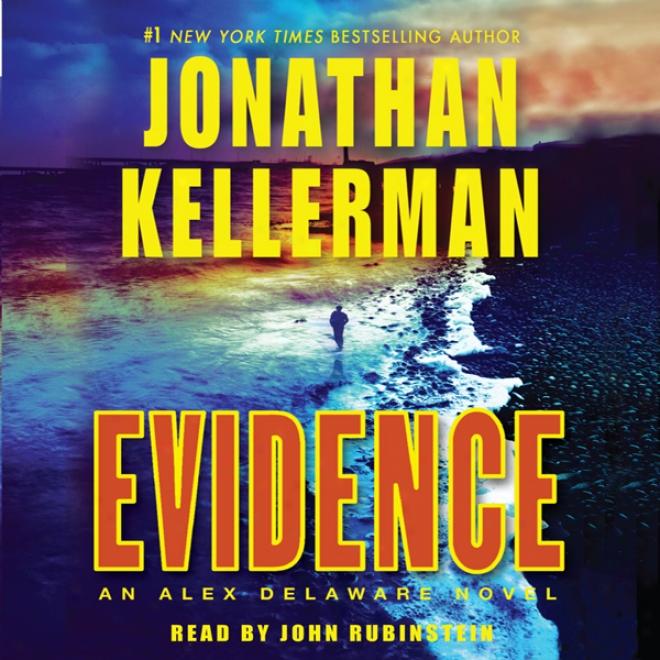 Evidence: An Alex Delaware Novel (unabridged)