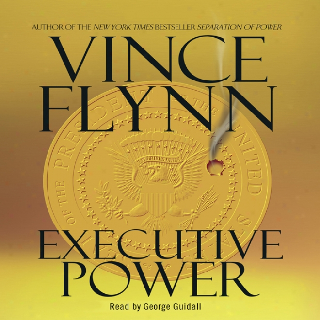 Executive Power: Mitch Rapp Series (unabridged)