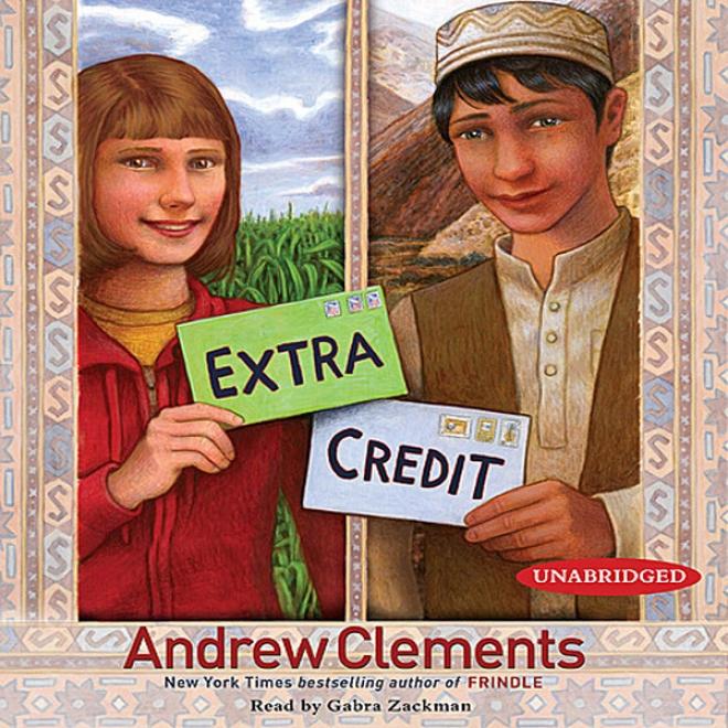 Extra Credit (unabridged)