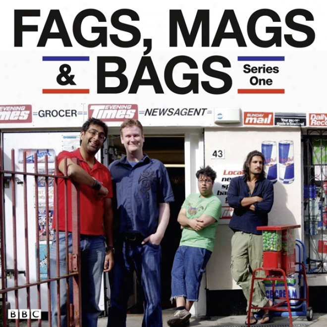 Fags, Mags & Bags: Build Thd Titanic (series 1, Episode 4)