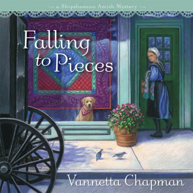 Falling To Pieces: A Quilt Shop Murder (unabridged)