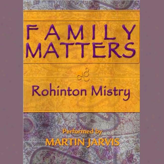 Family Mattera (unabridged)