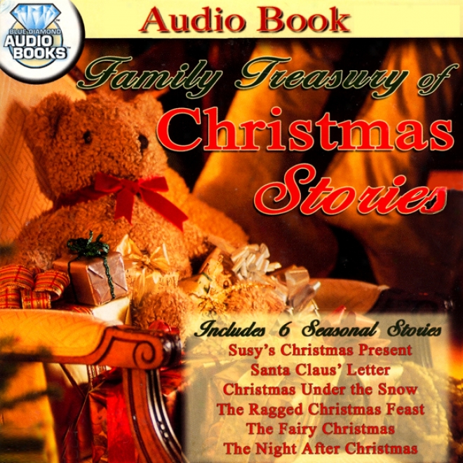 Family Treasury Of Christmas Stories