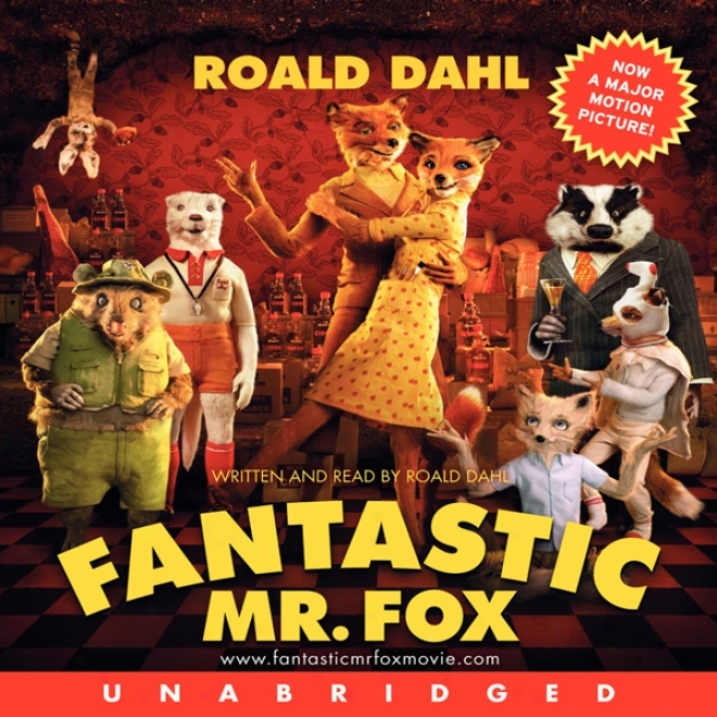 Imaginary Mr. Fox (unabridged)