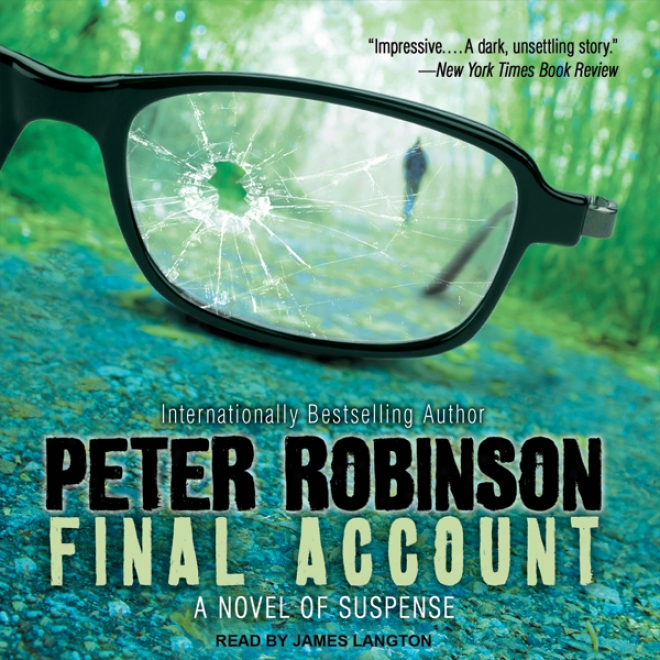 Final Account: An Indpector Banks Novel #7 (unabridged)