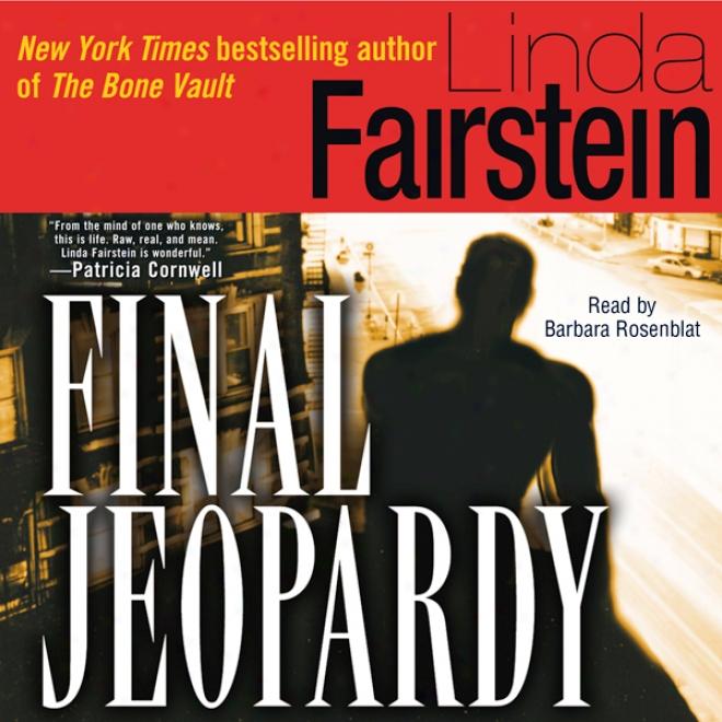 Final Jeopardy (unabridged)