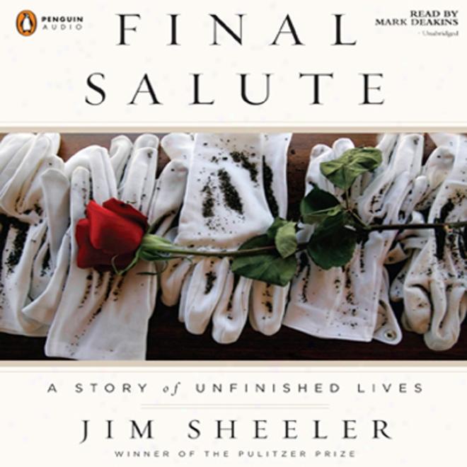 Final Salute (unabridged)
