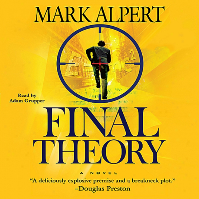 Decisive Theory: A Nove (unabridged)