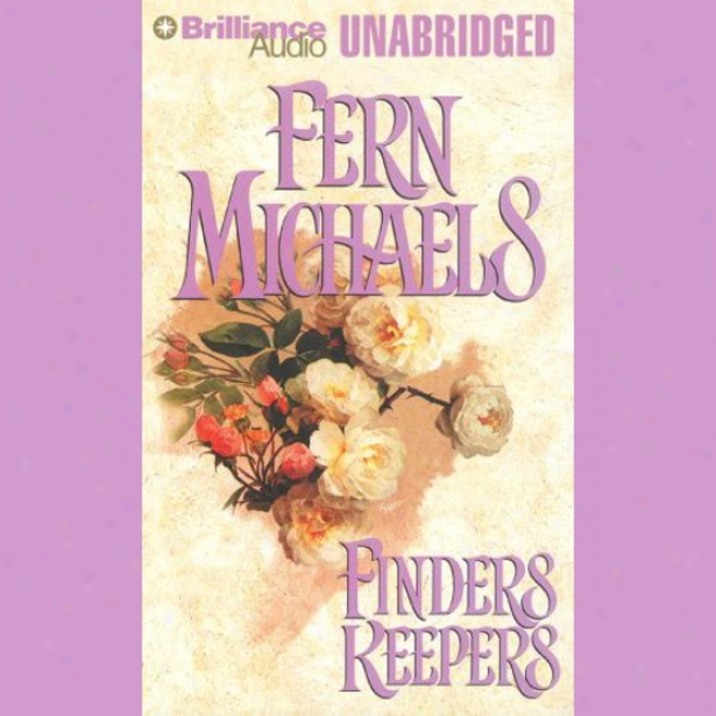 Finders Keepers (unabridged)
