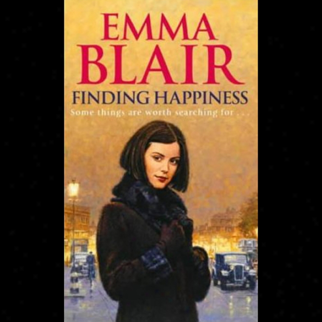 Finding Happiness (unabridged)