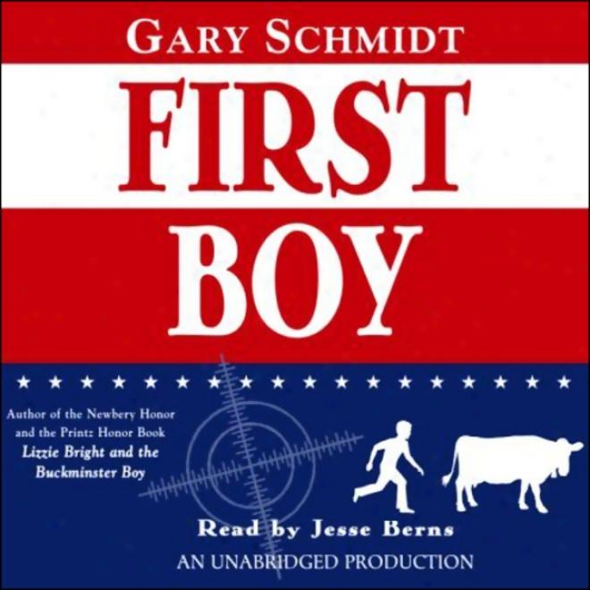 First Boy (unabridged)
