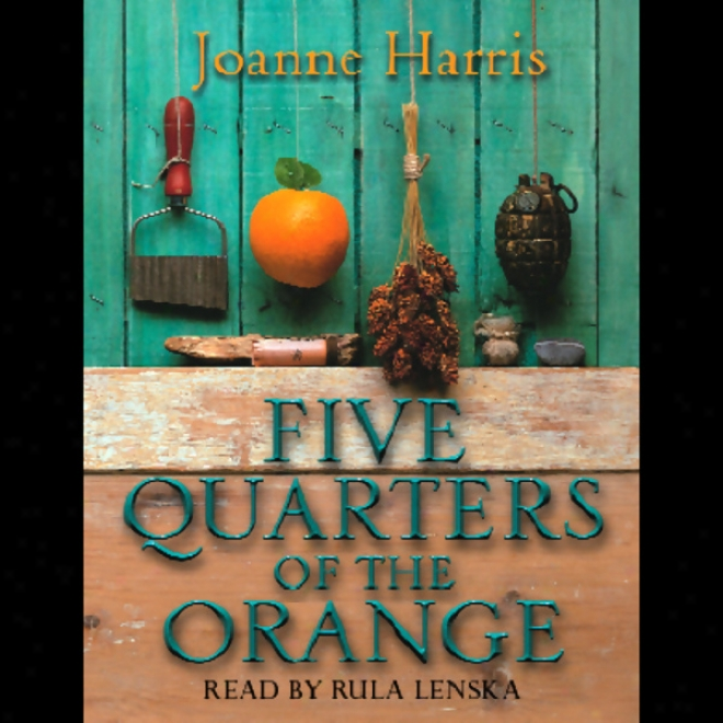 Five Quaeters Of The Oeange