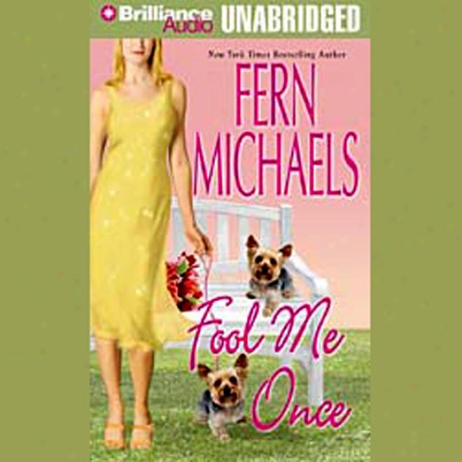 Fool Me Once (unabridged)