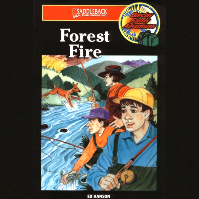 Forest Kindle: Barclay Family Adventures (unabridged)