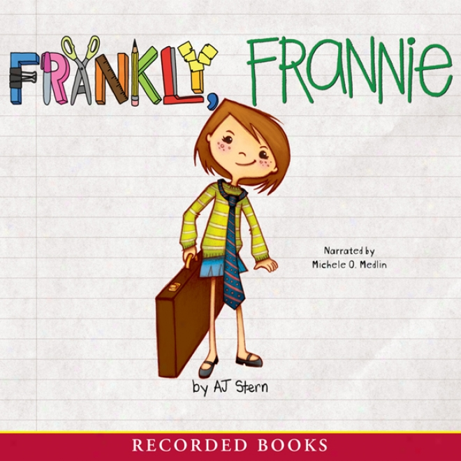 Frankly, Frannie (unabridged)