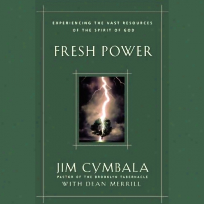 Fresh Power (unabridged)