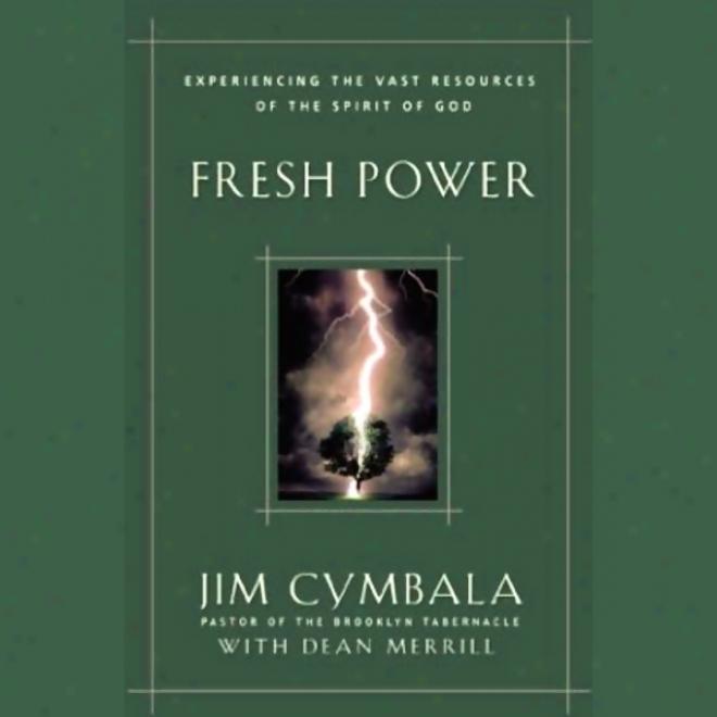 Fresh Power (unabridged)