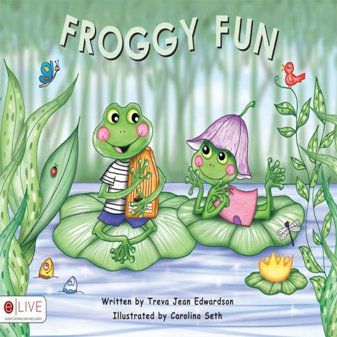 Froggy Fun (unabridged)