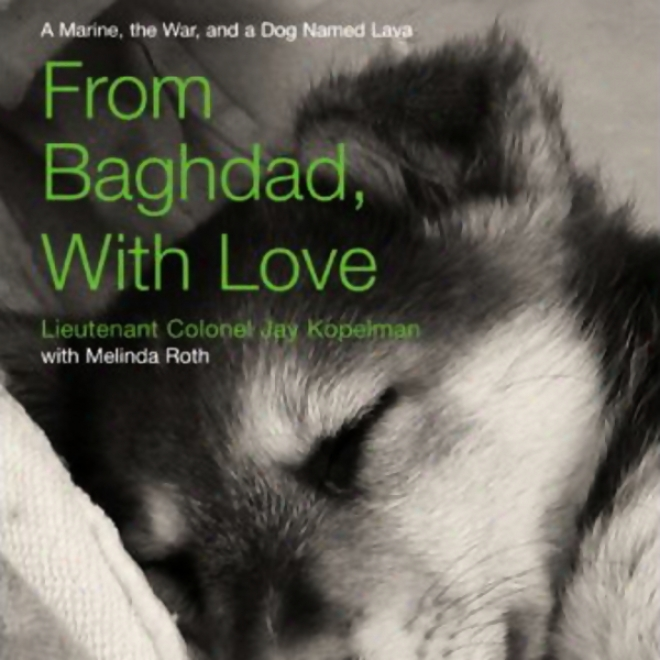 From Baghdad, With Love: A Marine, Ths War, And A Dog Namdd Lava