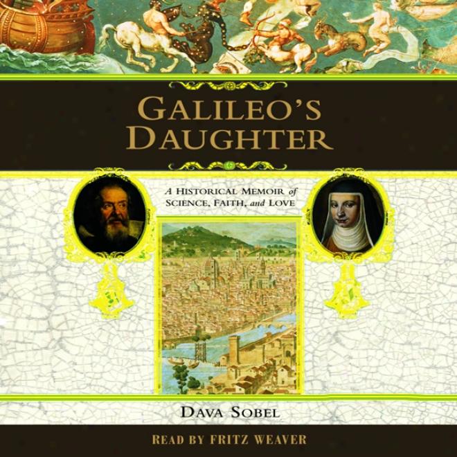 Galileo's Daughter (unabridged)