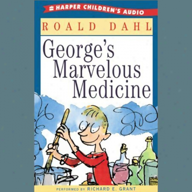 George's Marvelous Medicine (unabridged)