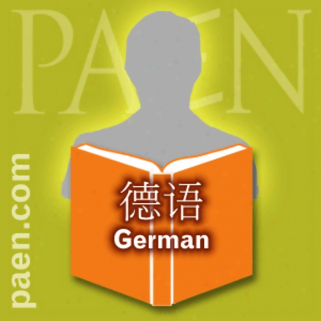German: For Beginners In Chinese (unabridged)