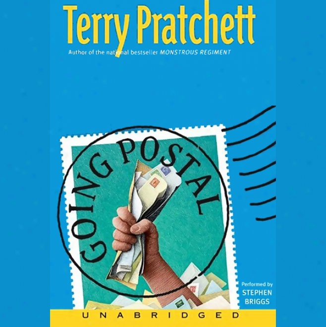 Going Postal: Discworld #29 (unabridged)