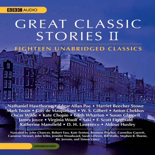 Great Classic Stories Ii (unabridged)