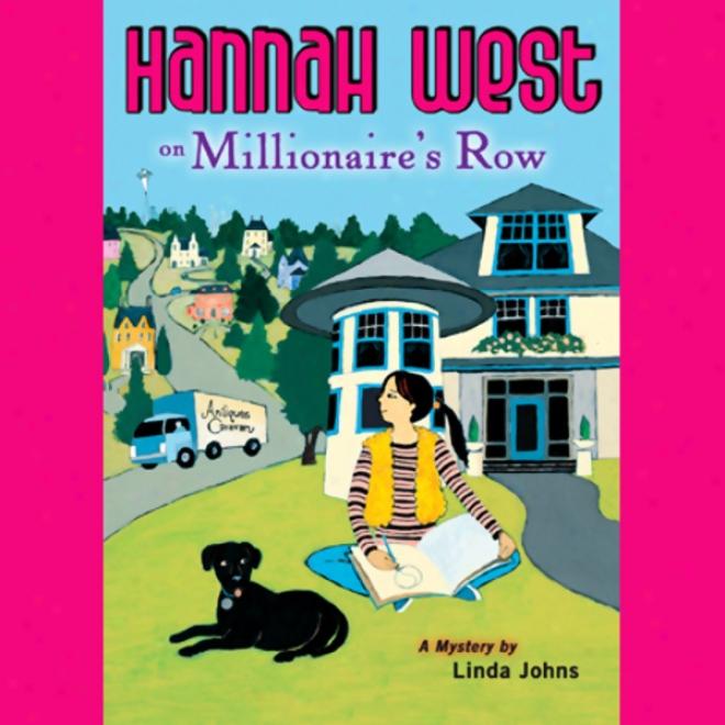 Hannah Western On Millionaire's Row (unabridged)