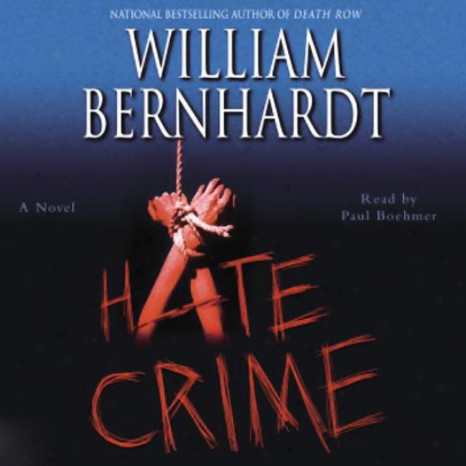 Hate Crime( unabridged)