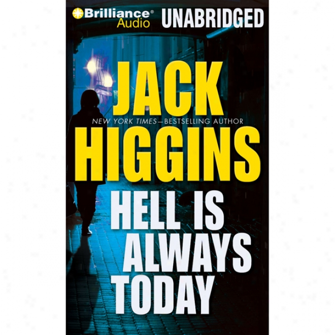 Hell Is Always Today: Nick Miller, Book 3 (unabridged)