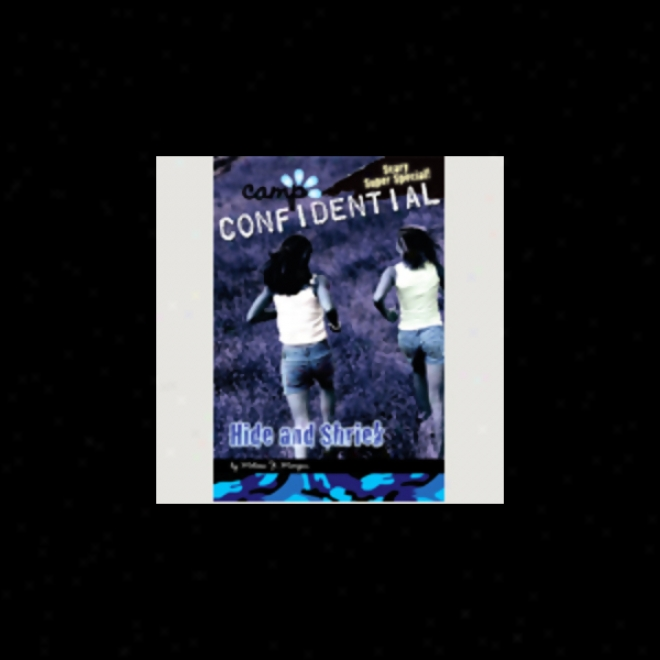 Shelter & Shriek: Camp Confidential #14 (unabridged)