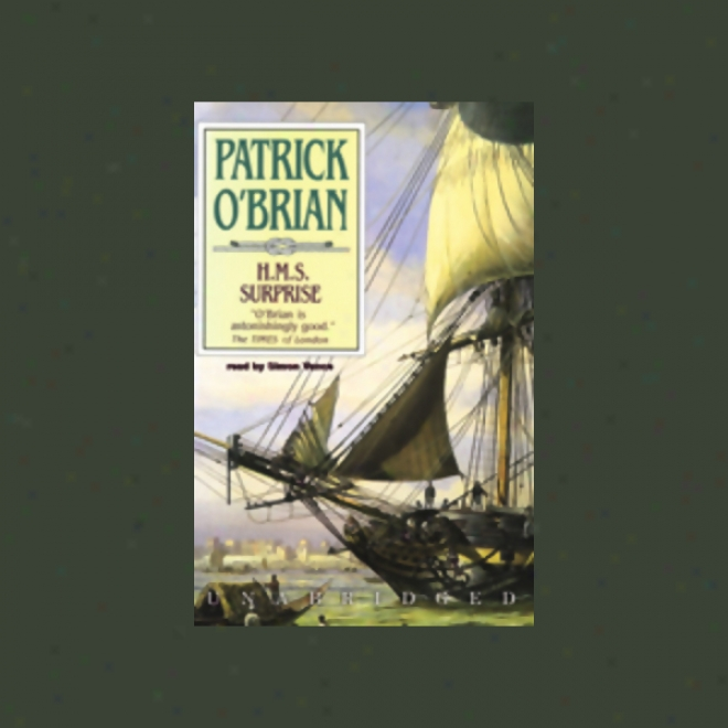 H.m.s. Surpride: Aubrey/maturn Series, Book 3 (unabridged)