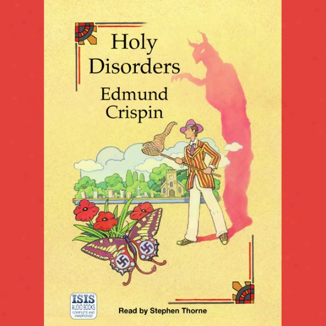 Holy Disorders: A Gervase Fen Mystery (unabridged)