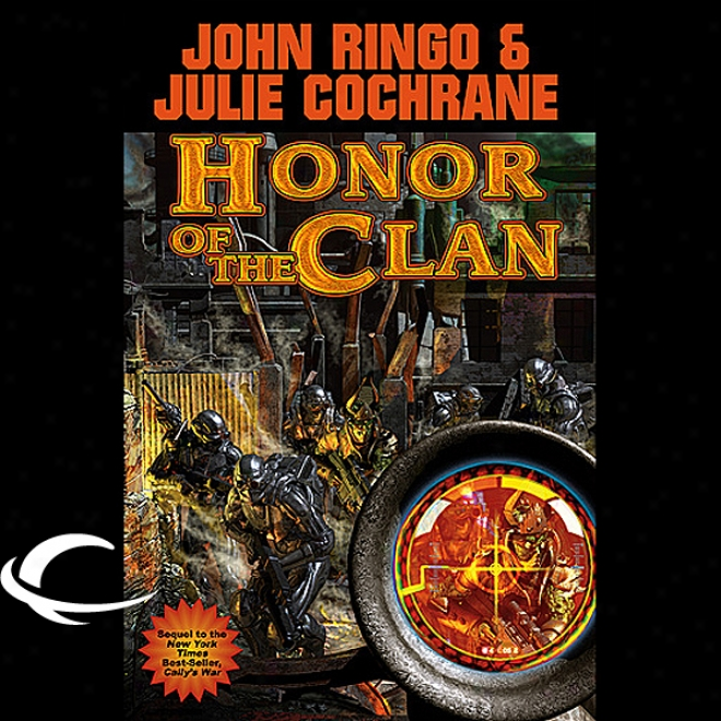 Honor Of The Clan: Legacy Of The Aldenata (unabridged)