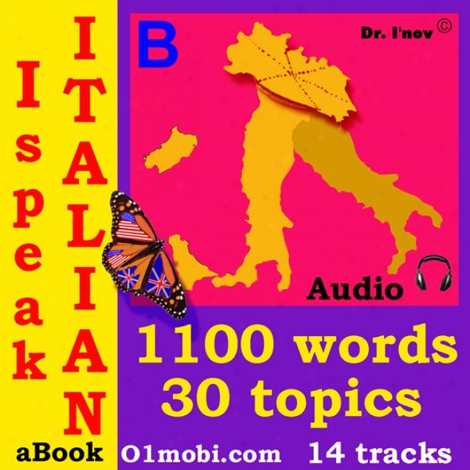 I Speak Italian (with Mozart) - Basic Volume (unabridged)
