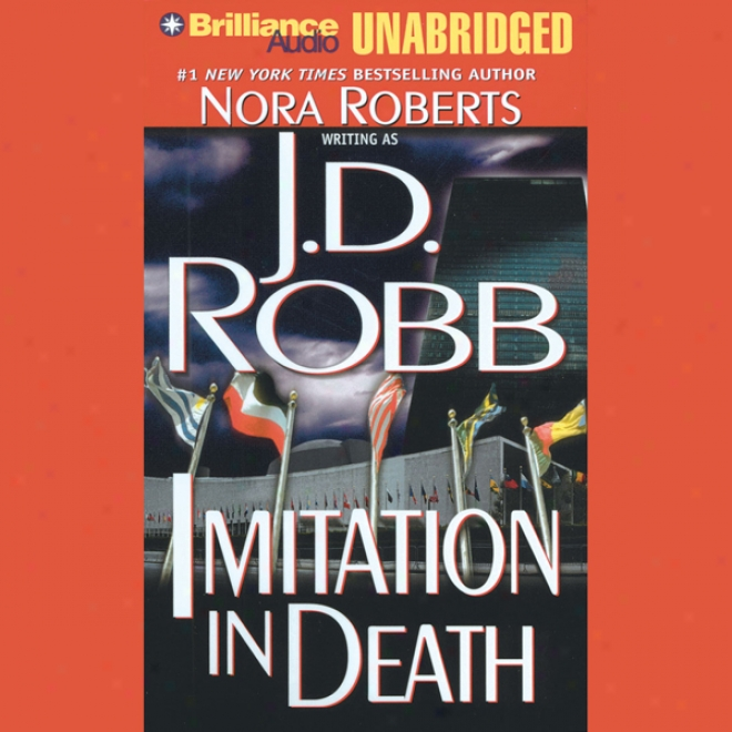 Imitation In Death: In Death, Book 17 (unabridged)