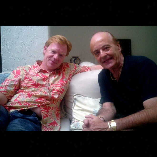 "In Confidence With...david Caruso: An Entertaining Private Encounter iWth The Starring Actor Of ""csi Miami"""