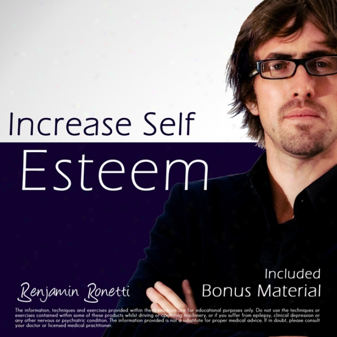 Increase Self Esteem Attending Hypnosis - Plus International Bestselling Relaxation Audio