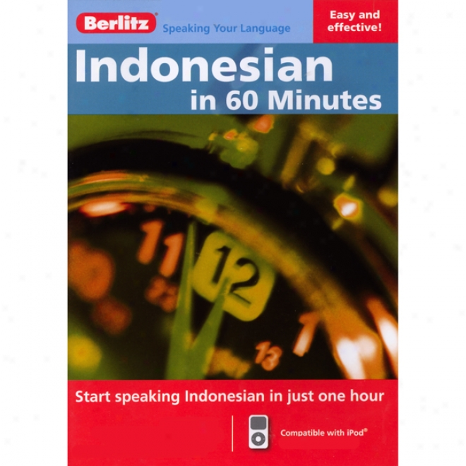 Indonesian...in 60 Minutes