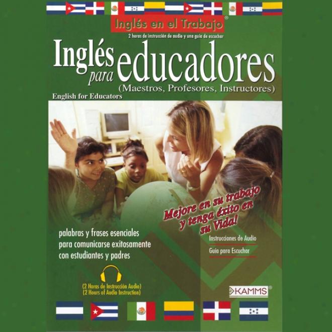 Ingles Parw Educadores (texto Completo) [english For Educators] (unabridged)
