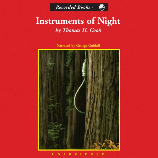 Instruments Of Night (unabridged)