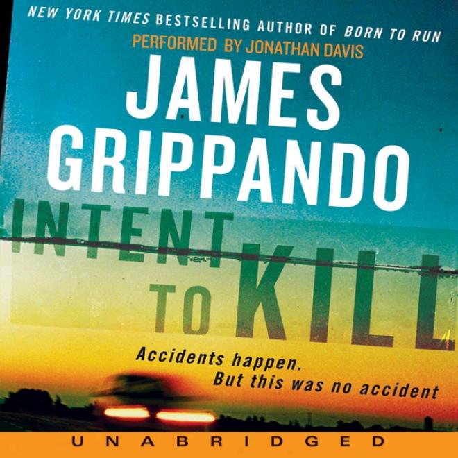 Intent To Kill (unabridged)