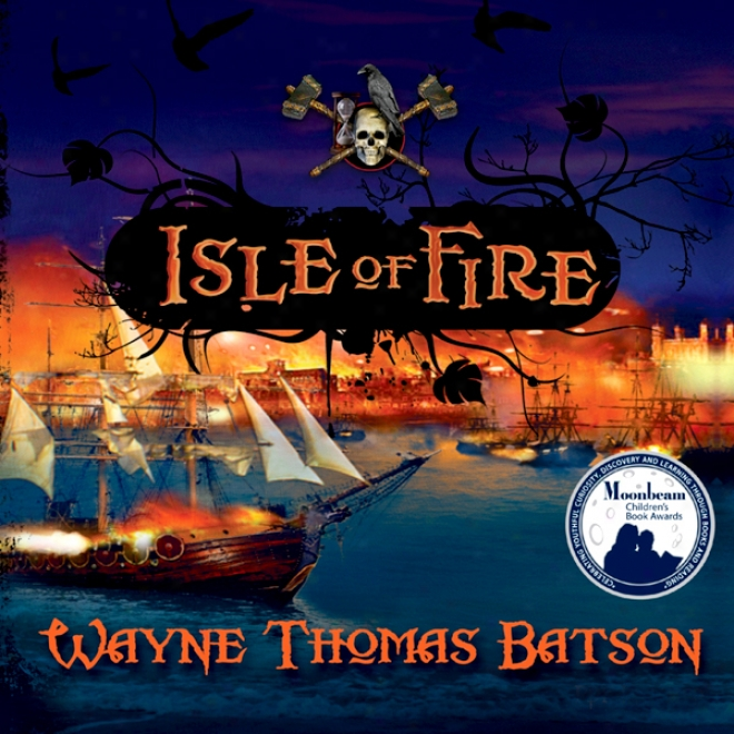 Isle Of Fire (unabridged)