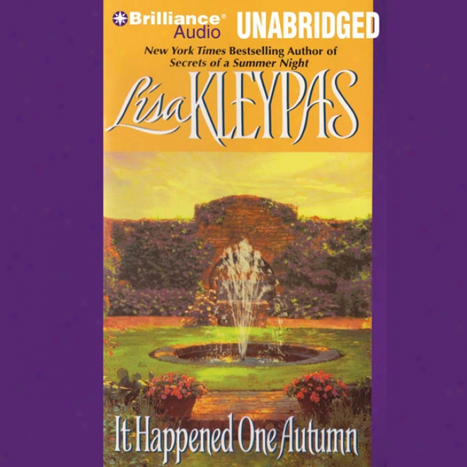 It Happened One Autumn: Wallflower Series #2 (unabridged)