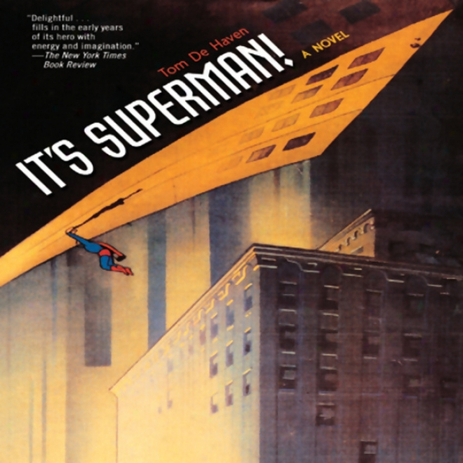 It's Superman! (unabridged)
