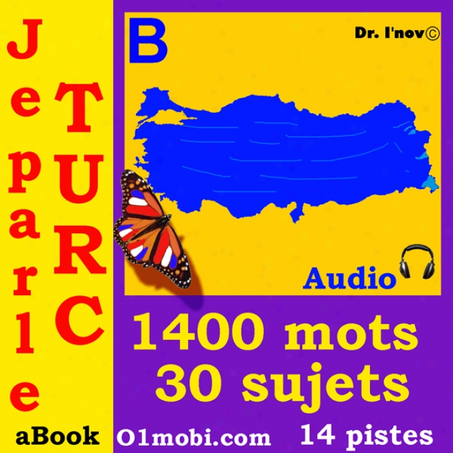 Je Parle Turc (avec Mozart) Abook - Volume Basic [Ottoman For French Speakers, With Mozart - Basuc Volume] (unabridged)