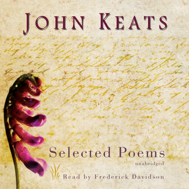 John Keats: Selected Poems (unabridged)