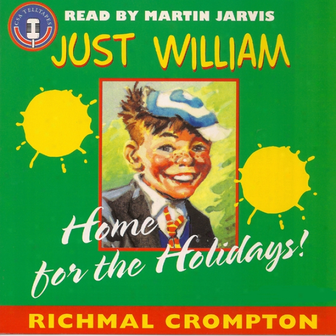 Appropriate William: Home For The Holidays (unabridged)